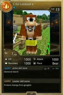 Minecraft YouTuber Pokemon Cards