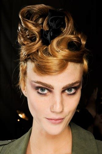 catwalk hairstyle bakuland women man fashion blog