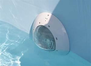 Eclairage Piscine Bois : eclairage piscine spot led pour piscine bois ubbink 24w ~ Edinachiropracticcenter.com Idées de Décoration
