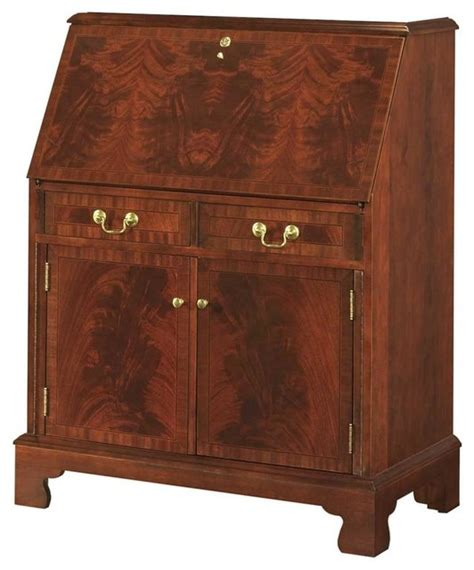 Drop Front Desk With Hutch by Computer Desk With Drop Front Interior Stor