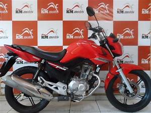 Honda 2017 Motos : honda fan 160 esdi 2017 vermelha km motos sua loja de ~ Melissatoandfro.com Idées de Décoration