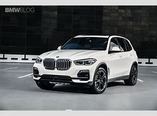2019 BMW X5 30d and 40i Photo Gallery