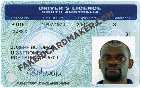 australia drivers license fake id virtual fake id card