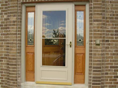 exterior front doors how to frame an exterior door home design
