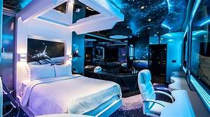 Space, Themed, Bedroom, Ideas