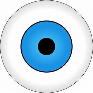Blue Eye Clip Art - Male Models Picture