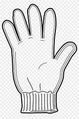 Coloring Printable Boxing Gloves Template Glove Baseball Sheet Sheets sketch template