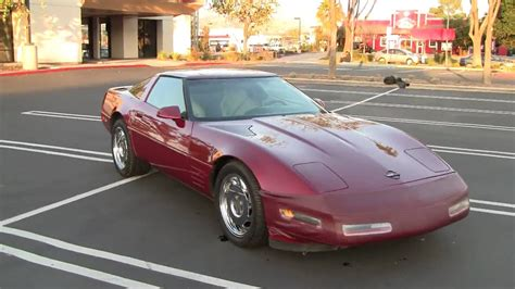 chevrolet corvette vette targa top   zr