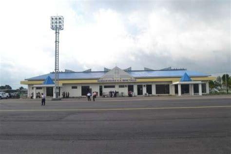 landasan pacu bandara haliwen segera diperpanjang  meter