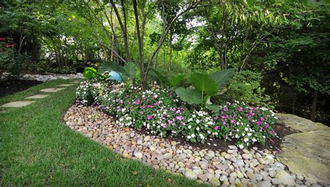 picture of garden landscape professional residential landscaping by rosehill gardens kansas city