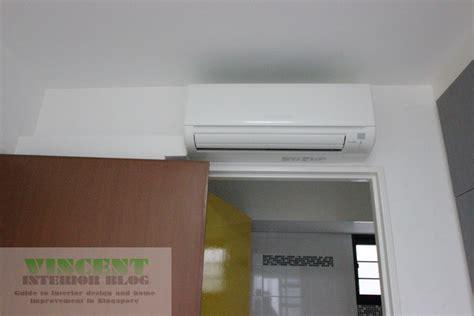 renovate  bto hdb  part  aircon