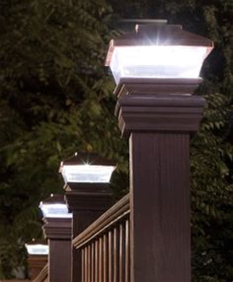 outdoor l post not working led solar powered copper plastic outdoor post deck square
