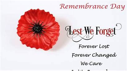 Remembrance Poppy Quotes Lest Forget Printable Template