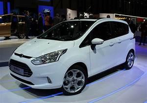Ford B Max Avis : vid o en direct de gen ve 2012 ford b max ~ Dallasstarsshop.com Idées de Décoration