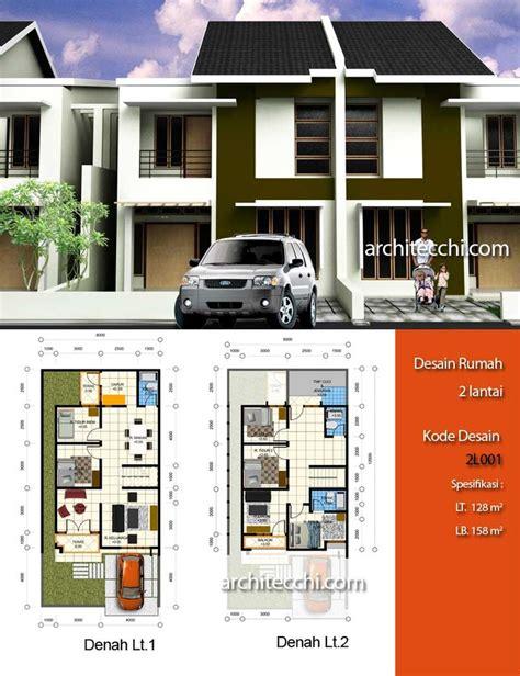 desain rumah  lantai  desain rumah  konsep