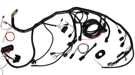 1977 F250 Wiring Harnes by 1967 1972 Ford F Series Truck Parts Toms Bronco Parts