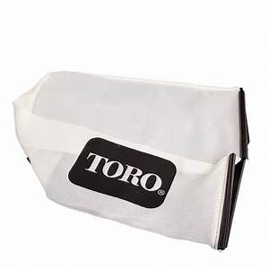 Toro Rwd Personal Pace Lawn Mower Replacement Bag-115-4673