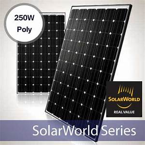 Solarworld Sw 250 : solarworld sw250 250 watt poly solar panel ~ Frokenaadalensverden.com Haus und Dekorationen
