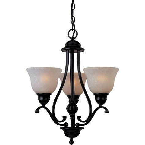 tadpoles 3 light black onyx mini chandelier cchapl020