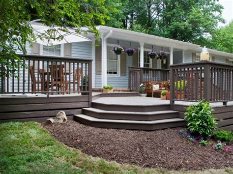 Maximum Home Value Outdoor Living Projects Deck Hgtv
