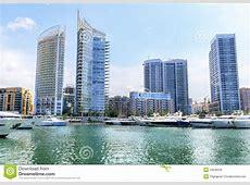 Beirut, Lebanon Vector Illustration CartoonDealercom