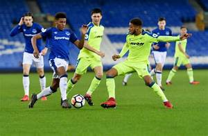 Manchester United draw highlights Everton U23s successful ...