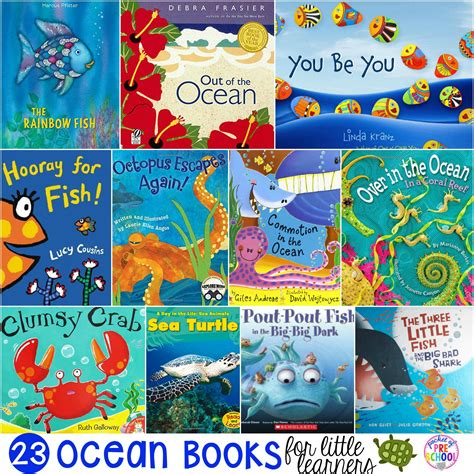 preschool books about the ocean books for learners pocket of preschool 606