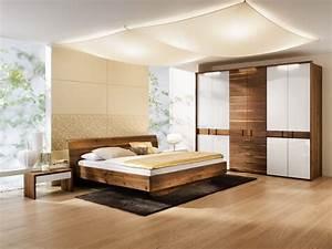 Kleiderschrank Nussbaum Massiv : schlafzimmer m bel morschett ~ Markanthonyermac.com Haus und Dekorationen