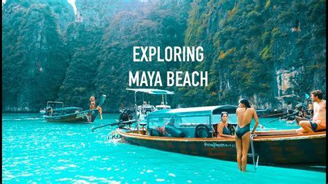 thailand travel trip to koh phi phi island holidays travel resort exploration