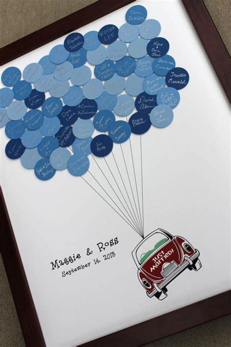 gaestebuch fuer hochzeit selbst gestalten kreative bastelideen