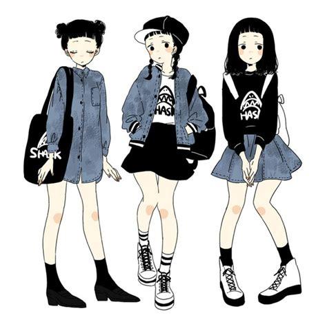 Fan art grunge not mine tumblr anime - image #3024000 by ... | Anime | Pinterest | Fan art ...