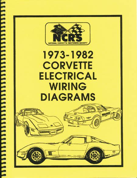 Corvette Electrical Wiring Diagrams