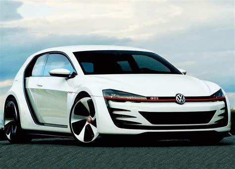 Volkswagen Design Vision Gti Concept Car Wallpapers 2013