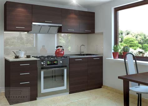 Kaufexpert  Küchenzeile Moderno E Wenge 180 Cm Küche