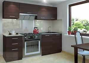 Arbeitsplatte Küche 60 Cm : kaufexpert k chenzeile moderno e wenge 180 cm k che k chenblock arbeitsplatte modern ~ Indierocktalk.com Haus und Dekorationen