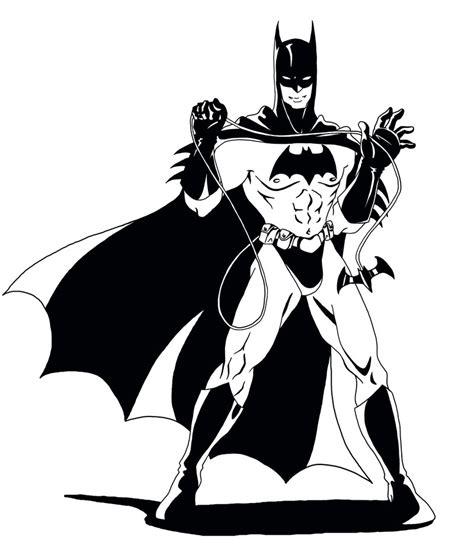batman clipart black and white free batman logo line free clip free