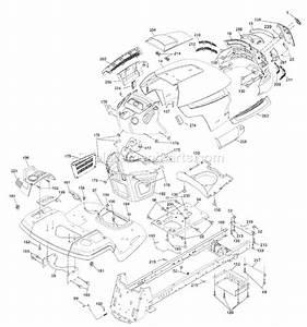 Husqvarna Lgt2654 Mower Deck Belt Diagram