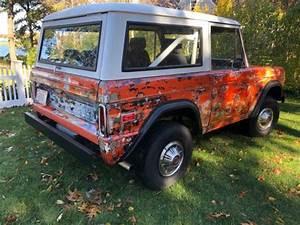 1970 Ford Bronco 4x4 Wagon  302