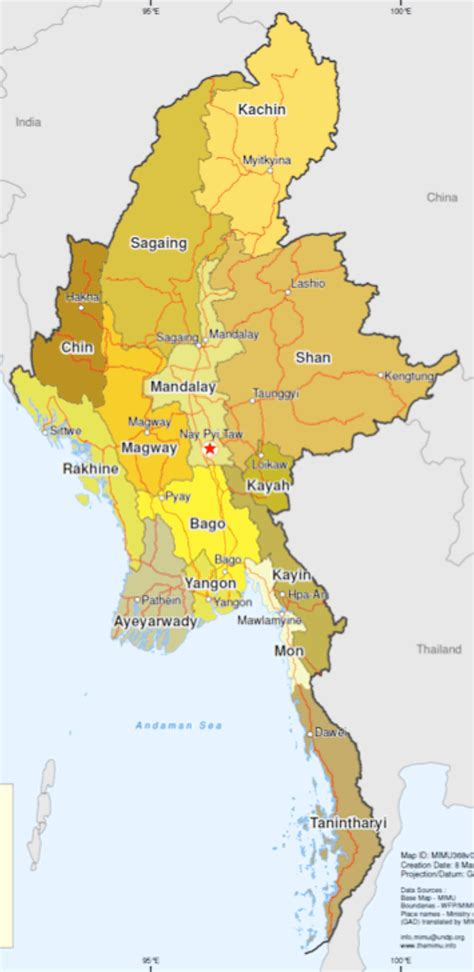 overview  spatial policy  myanmar
