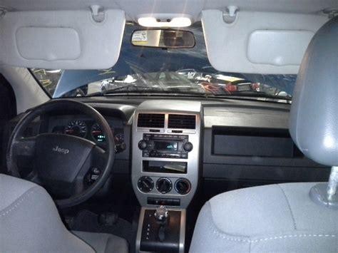 jeep compass rear interior 2007 jeep compass interior rear view mirror ebay
