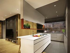 Variety, Of, Minimalist, Kitchen, Designs, And, The, Best, Tips, How, To, Arrange, It, Perfectly, With, Modern