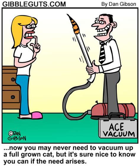 Vacuum Cleaner Salesman
