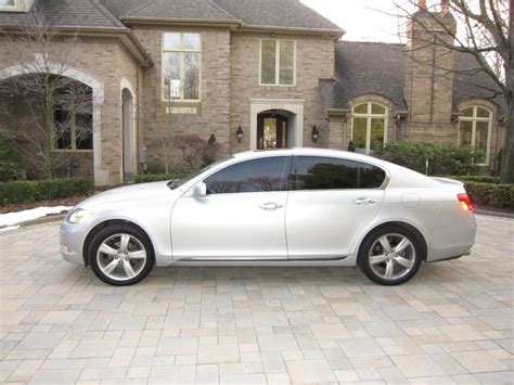 Goodbye. Sold My 2006 Lexus Gs300 And Got A 2011 Bmw 535i