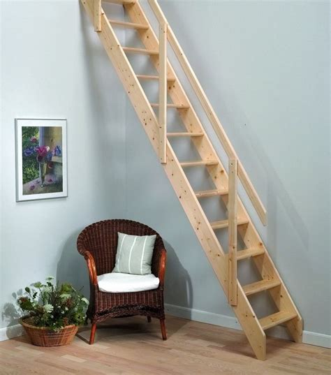 loft space saver stairs madrid wooden space saver staircase kit loft stair ladder ebay