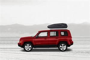 Jeep Patriot Rooftop Cargo Box