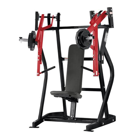 Hammer Strength Plate Loaded Isolateral Bench Press