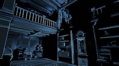 jeux de maison hantee perception une non voyante dans une maison hant 233 e