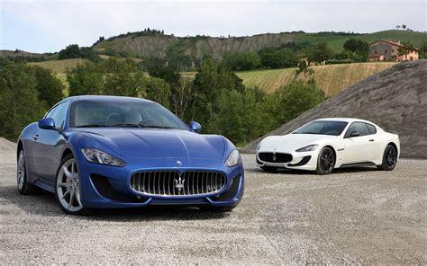 maserati sports 2014 maserati granturismo sport duo wallpaper hd car