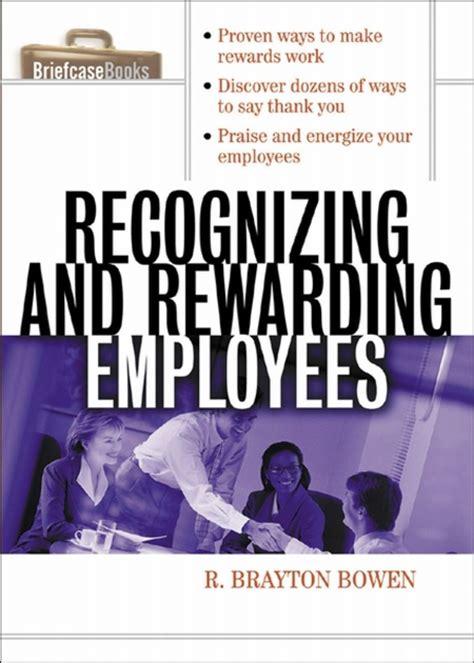 recognizing  rewarding employees