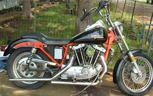 Harleysoftailazman U0026 39 S 1981 Sportster Xlh